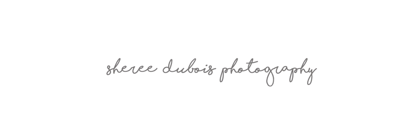 SHEREE DUBOIS PHOTOGRAPHY logo